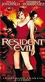 echange, troc Resident Evil [VHS] [Import USA]