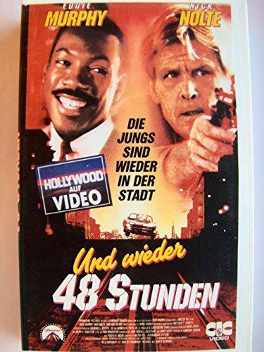 Und wieder 48 Stunden [VHS]