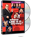 Whose Line Is It Anyway: Season 1, Vol. 1 (Censored)