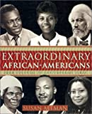img - for Extraordinary African-Americans (Extraordinary People) book / textbook / text book