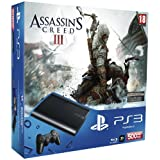 Console PS3 Ultra slim 500 Go noire + Assassin's Creed IIIpar Sony