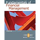 Bundle: Fundamentals of Financial Management, Concise Edition , 7th + CengageNOW with eBook Printed Access Card, Concise