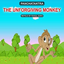The Unforgiving Monkey Audiobook by Rahul Garg