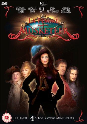 La Femme Musketeer [DVD] [2004]