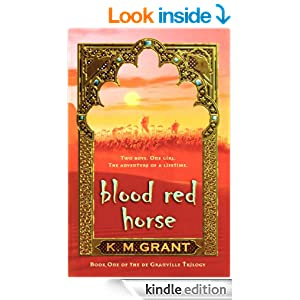 blood red horse essay The most vivid character is hosanna, the red horse of the title, a fierce, intelligent,  graceful animal who carries william to jerusalem and back.