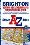 A-Z Brighton and Worthing Street Atla...