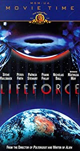 Lifeforce [VHS]