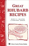 img - for Great Rhubarb Recipes: Storey's Country Wisdom Bulletin A-123 (Storey Country Wisdom Bulletin, a-123) by Jordan, Marynor, Ralston, Nancy C. (1991) Paperback book / textbook / text book