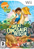 Take-Two Interactive Go, Diego, Go! Great Dinosaur Rescue - Juego (Diego, Go! Great Dinosaur Rescue, No específicado)