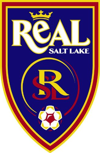Real Salt Lake USA Soccer Auto Car Vinyl Sticker 5.25X8