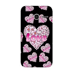 FASHEEN Premium Designer Soft Case Back Cover for Panasonic Love T10