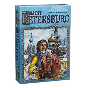 Saint Petersburg!
