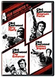 Cover art for  4 Film Favorites: Dirty Harry Collection (Dirty Harry / Magnum Force / The Enforcer / Sudden Impact)