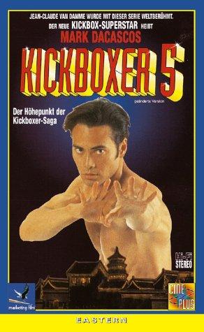 Kickboxer 5 [VHS]