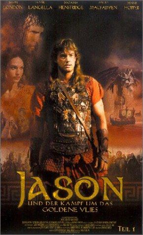 Jason und der Kampf um das Goldene Vlies [VHS]