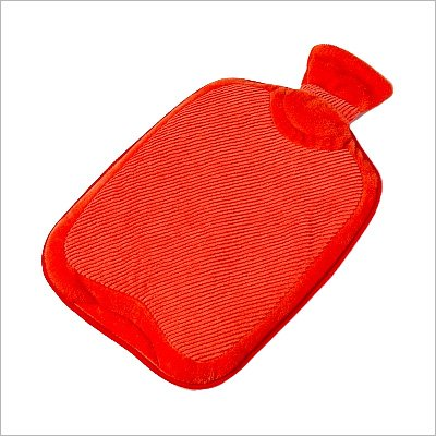 Intelex Hot Bottle - Microwavable - Red