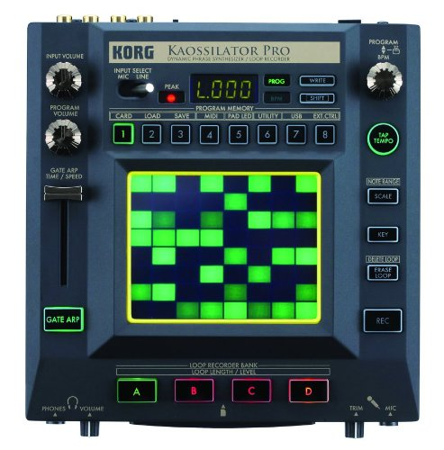 Check Out This Korg Kaossilator Pro Tabletop Synthesizer