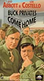 Abbott & Costello: Buck Privates Come Home [VHS]