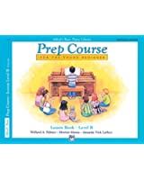 Alfred Prep Course Lesson Book Level B --- Piano - Palmer, Manus & Lethco --- Alfred Publishing