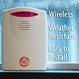 Driveway-Alarm-Wireless-Motion-Sensor-Alert-System-with-Long-Range-Receiver-Transmitter-Home-or-Office-Security-Protection-Front-Doors-Entryways-Garages-Alleyways-Stockrooms-and-Warehouses