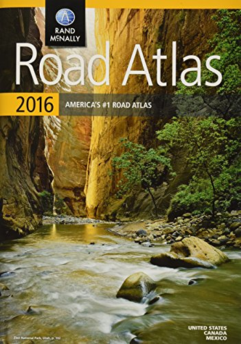 Rand McNally Road Atlas (Rand Mcnally Road Atlas: United States, Canada, Mexico)