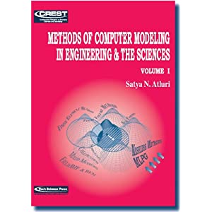 Book cover: Methods of Computer Modeling in Engineering and the Sciences