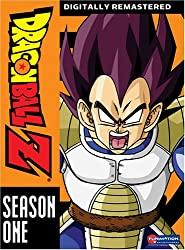 Dragon Ball Z: Season One (Vegeta Saga)