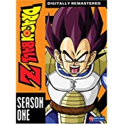 Dragon Ball Z: Season 1 - Vegeta Saga [DVD] [Import]
