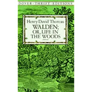 Walden: Or, Life in the Woods (Dover Thrift)
