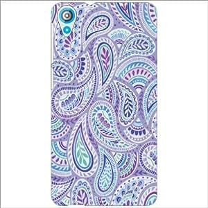 HTC Desire 820 Back Cover - Draw Designer Cases