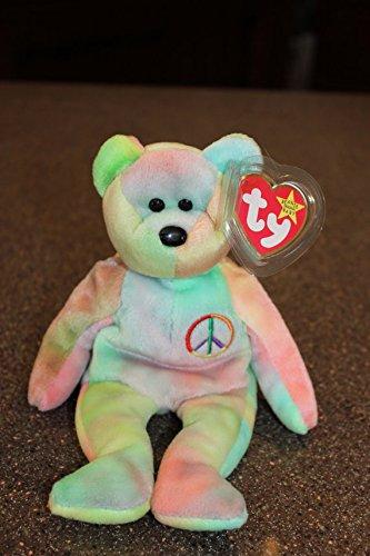 TY Beanie Baby Peace Bear by TY Beanie Baby - 1