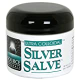 Source Naturals Ultra Colloidal Silver Salve,  2 Ounce