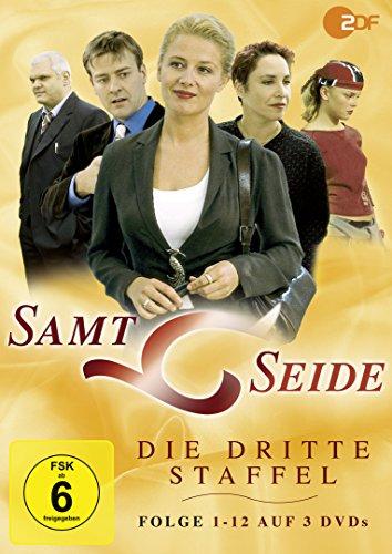 Samt & Seide - Die dritte Staffel (Folge 1-12) [3 DVDs]