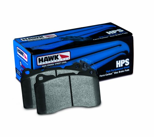 Hawk Performance Hb641F.696 Hps Performance Ceramic Brake Pad