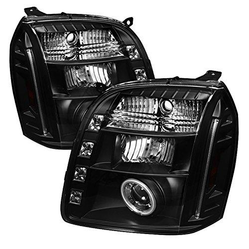 Cheap Compare Reviews Spyder Auto PRO-YD-GY07-CCFL-BK GMC Yukon