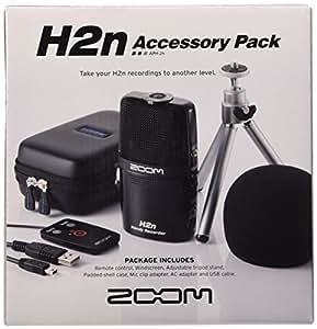 Zoom APH-2n Kit d'accessoires pour H2n Noir