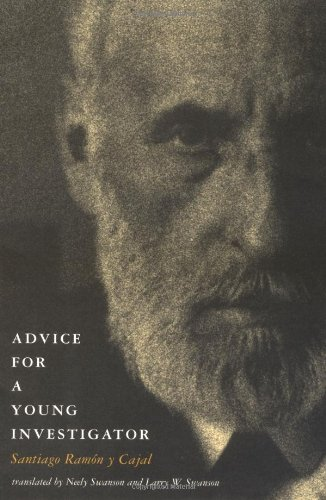 Advice for a Young Investigator (Bradford Books)