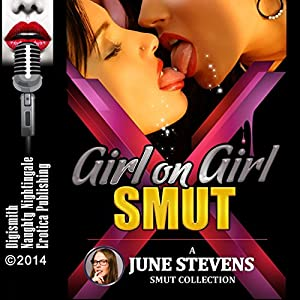 Girl on Girl Smut Audiobook