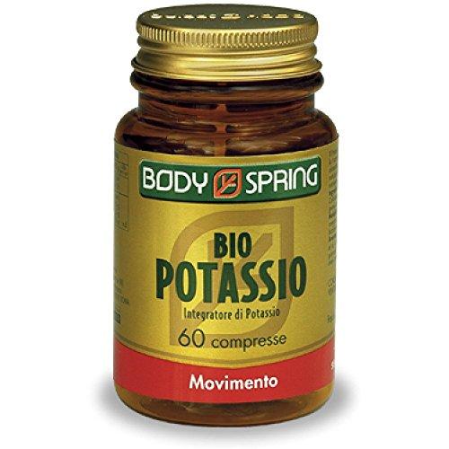 Integratore alimentare Bio Potassio 60 Compresse