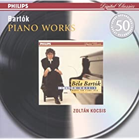 Bart�k: Sonata for Piano, Sz. 80 (BB 88) - 2. Sostenuto e pesante
