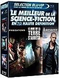 Image de Le Meilleur de la science-fiction en haute définition : Predators + Le jour où la terre s'arrêta