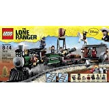 Game/Play LEGO The Lone Ranger Constitution Train Chase (79111) Kid/Child