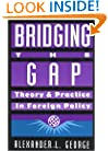 Bridging the Gap: Theory and Practice in Foreign Policy