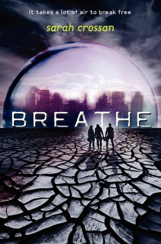 Sarah Crossan's New Novel 'Breathe'