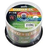 磁気研究所 データ用DVD+R DL 8倍速 50枚 スピンドル HDD+R85HP50 ランキングお取り寄せ