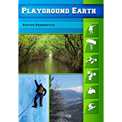 Playground Earth Festive Perspective
