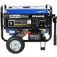 Duromax XP4400E 4400 Watt Gasoline Portable Generator (Blue)