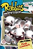 Case File #1 First Contact (Rabbids Invasion) (English and English Edition)