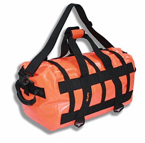 HPA - Sac étanche Heavy Duty Dryduffle 50L, Arancione (arancione), 70 l