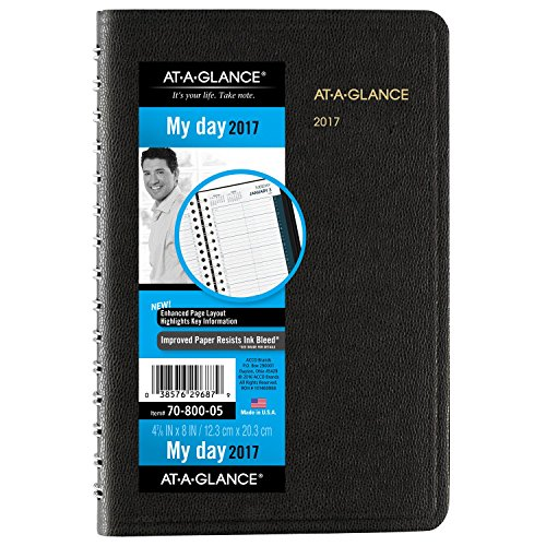 at-a-glance-appointment-book-planner-2017-daily-4-7-8-x-8-black-70-800-05